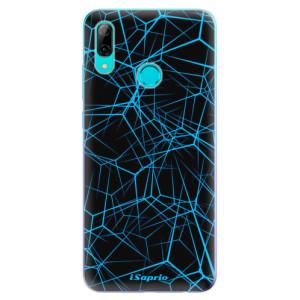 Silikonové odolné pouzdro iSaprio Abstract Outlines 12 na mobil Huawei P Smart 2019