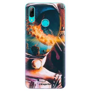 Silikonové odolné pouzdro iSaprio Astronaut 01 na mobil Huawei P Smart 2019