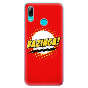 Silikonové odolné pouzdro iSaprio Bazinga 01 na mobil Huawei P Smart 2019