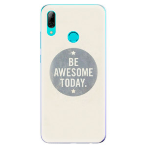 Silikonové odolné pouzdro iSaprio Awesome 02 na mobil Huawei P Smart 2019