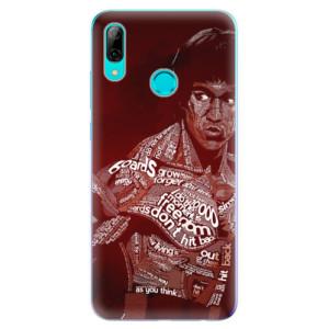 Silikonové odolné pouzdro iSaprio Bruce Lee na mobil Huawei P Smart 2019