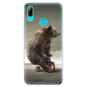 Silikonové odolné pouzdro iSaprio Medvěd 01 na mobil Huawei P Smart 2019