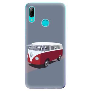 Silikonové odolné pouzdro iSaprio VW Bus na mobil Huawei P Smart 2019