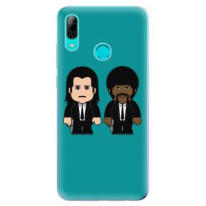 Silikonové odolné pouzdro iSaprio Pulp Fiction na mobil Huawei P Smart 2019