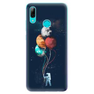 Silikonové odolné pouzdro iSaprio Balónky 02 na mobil Huawei P Smart 2019
