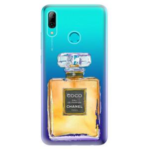 Silikonové odolné pouzdro iSaprio Chanel Gold na mobil Huawei P Smart 2019