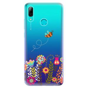 Silikonové odolné pouzdro iSaprio Včelka Pája 01 na mobil Huawei P Smart 2019
