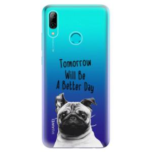 Silikonové odolné pouzdro iSaprio Better Day 01 na mobil Huawei P Smart 2019