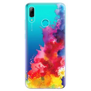 Silikonové odolné pouzdro iSaprio Color Splash 01 na mobil Huawei P Smart 2019
