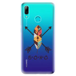 Silikonové odolné pouzdro iSaprio BOHO na mobil Huawei P Smart 2019