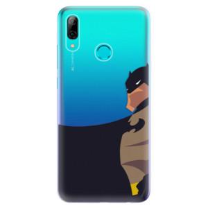 Silikonové odolné pouzdro iSaprio BaT Komiks na mobil Huawei P Smart 2019