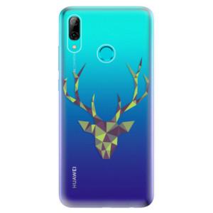 Silikonové odolné pouzdro iSaprio Zelený Jelínek na mobil Huawei P Smart 2019 - poslední kousek za tuto cenu