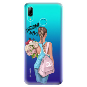 Silikonové odolné pouzdro iSaprio Beautiful Day na mobil Huawei P Smart 2019