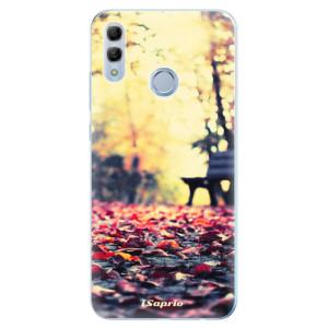 Silikonové odolné pouzdro iSaprio Bench 01 na mobil Honor 10 Lite