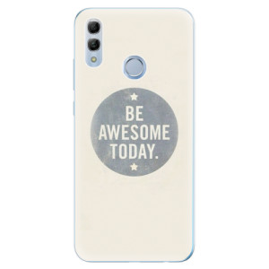 Silikonové odolné pouzdro iSaprio Awesome 02 na mobil Honor 10 Lite