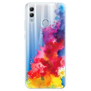 Silikonové odolné pouzdro iSaprio Color Splash 01 na mobil Honor 10 Lite