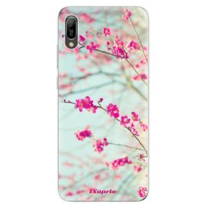 Silikonové odolné pouzdro iSaprio Blossom 01 na mobil Huawei Y6 2019