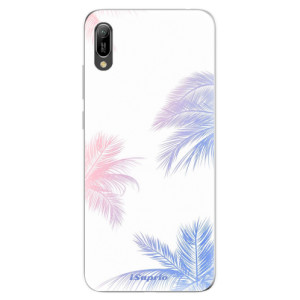 Silikonové odolné pouzdro iSaprio Palmy 10 na mobil Huawei Y6 2019