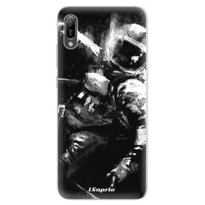 Silikonové odolné pouzdro iSaprio Astronaut 02 na mobil Huawei Y6 2019