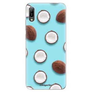 Silikonové odolné pouzdro iSaprio Kokos 01 na mobil Huawei Y6 2019
