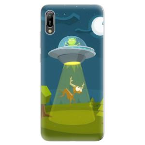 Silikonové odolné pouzdro iSaprio Ufouni 01 na mobil Huawei Y6 2019