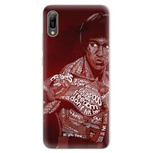 Silikonové odolné pouzdro iSaprio Bruce Lee na mobil Huawei Y6 2019