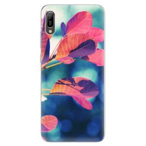 Silikonové odolné pouzdro iSaprio Podzim 01 na mobil Huawei Y6 2019