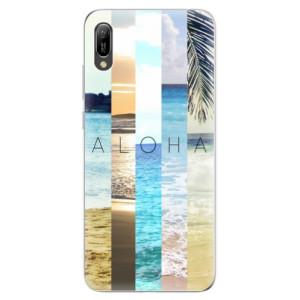 Silikonové odolné pouzdro iSaprio Aloha 02 na mobil Huawei Y6 2019