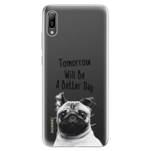 Silikonové odolné pouzdro iSaprio Better Day 01 na mobil Huawei Y6 2019