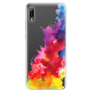 Silikonové odolné pouzdro iSaprio Color Splash 01 na mobil Huawei Y6 2019