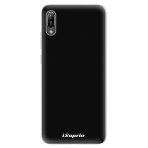 Silikonové odolné pouzdro iSaprio 4Pure černé na mobil Huawei Y6 2019