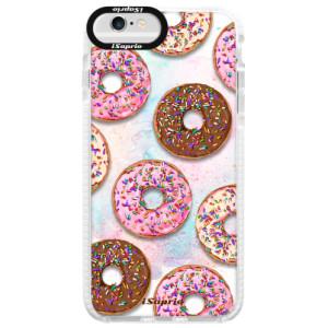 Silikonové pouzdro Bumper iSaprio Donuts 11 na mobil Apple iPhone 6/6S