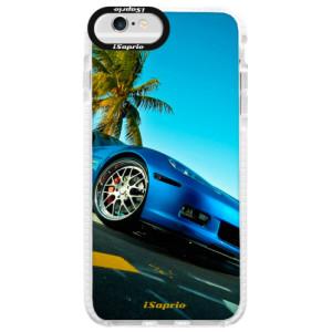 Silikonové pouzdro Bumper iSaprio Car 10 na mobil Apple iPhone 6/6S