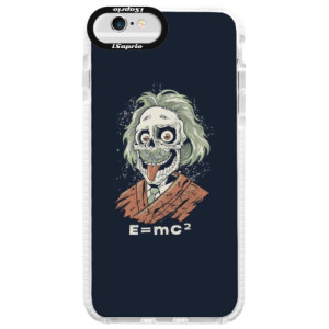 Silikonové pouzdro Bumper iSaprio Einstein 01 na mobil Apple iPhone 6/6S