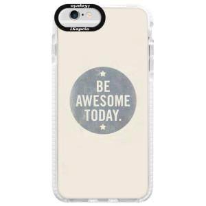 Silikonové pouzdro Bumper iSaprio Awesome 02 na mobil iPhone 6/6S