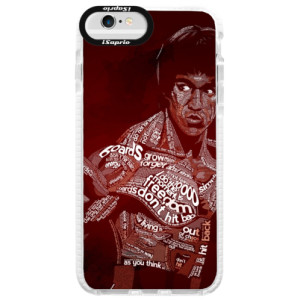 Silikonové pouzdro Bumper iSaprio Bruce Lee na mobil Apple iPhone 6/6S