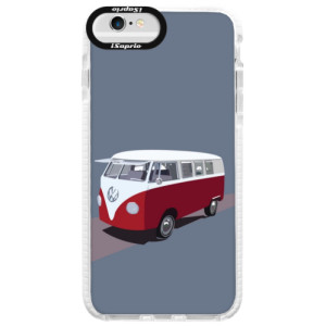 Silikonové pouzdro Bumper iSaprio VW Bus na mobil Apple iPhone 6/6S