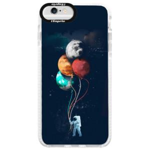 Silikonové pouzdro Bumper iSaprio Balloons 02 na mobil iPhone 6/6S