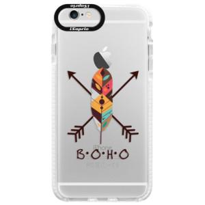 Silikonové pouzdro Bumper iSaprio BOHO na mobil Apple iPhone 6/6S