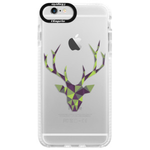 Silikonové pouzdro Bumper iSaprio Deer Green na mobil Apple iPhone 6/6S