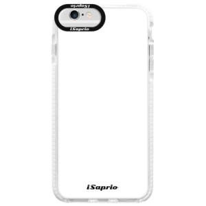 Silikonové pouzdro Bumper iSaprio 4Pure bílé na mobil iPhone 6/6S