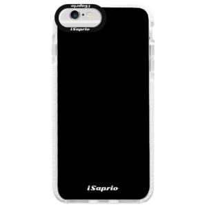 Silikonové pouzdro Bumper iSaprio 4Pure černé na mobil iPhone 6/6S