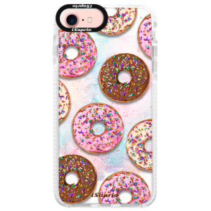 Silikonové pouzdro Bumper iSaprio Donuts 11 na mobil Apple iPhone 7