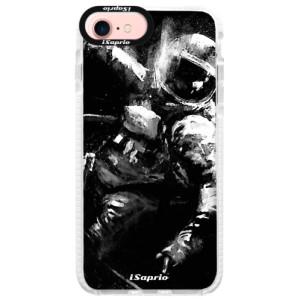 Silikonové pouzdro Bumper iSaprio Astronaut 02 na mobil iPhone 7