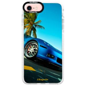 Silikonové pouzdro Bumper iSaprio Car 10 na mobil Apple iPhone 7