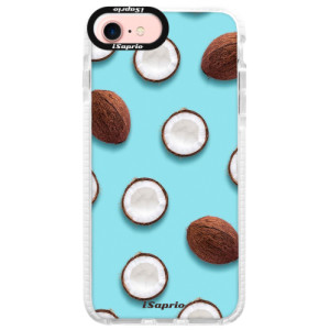 Silikonové pouzdro Bumper iSaprio Coconut 01 na mobil Apple iPhone 7