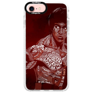 Silikonové pouzdro Bumper iSaprio Bruce Lee na mobil Apple iPhone 7