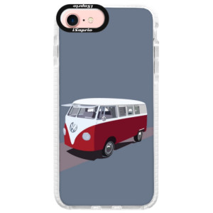 Silikonové pouzdro Bumper iSaprio VW Bus na mobil Apple iPhone 7