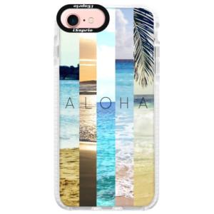 Silikonové pouzdro Bumper iSaprio Aloha 02 na mobil iPhone 7