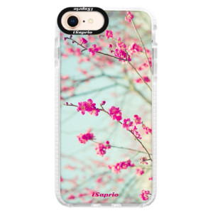 Silikonové pouzdro Bumper iSaprio Blossom 01 na mobil Apple iPhone 8